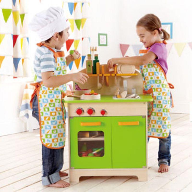 Hape Gourmet Küche grün, 99,99 €