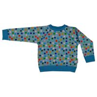 BB Sweater bunte Punkte, BIO
