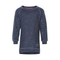MN Sweater blaumeliert Hollie