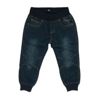 VV Relaxed jeans with Cuff dark wash