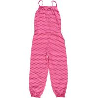 MM Jumpsuit lang Dots pink, BIO