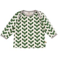 LP Langarm-shirt Fledermaus green,Bio