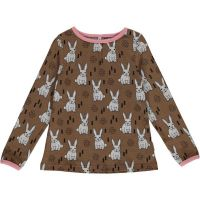 MM Langarm-Shirt A-Line rabbit, BIO