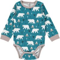 MM Langarm-Body polar bear, Bio