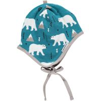 MM Babyhaube polar bear ,Bio