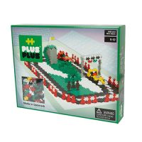 plspls 1060 pcs mini basic race track