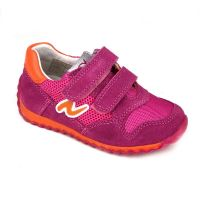 NT Sneakers Sammy pink/orange