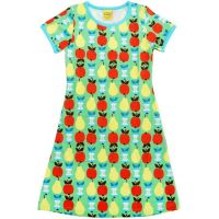 DU Kleid Fruits green, BIO