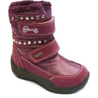 PM Winterschuhe, GoreTex, Vanny wine