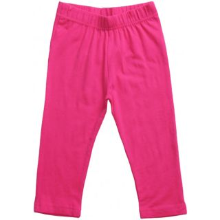 3/4 Leggings pink, Bio