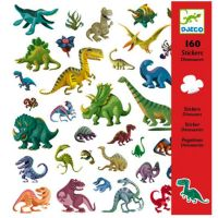Sticker Dinosaurier160 St