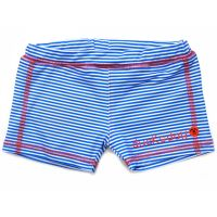 Badehose blue stripes