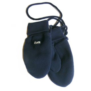 Doell Fleece Fäustlinge navy