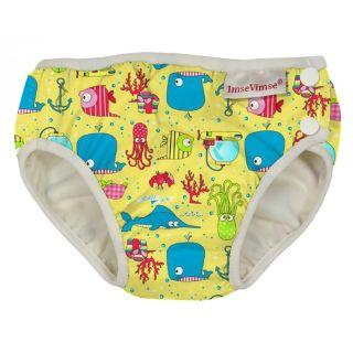 Kleinkind M/ädchen Kleinkind Jungen # 10 Toygogo Schwimmwindel Windel Auslaufsicher Wiederverwendbar F/ür Baby