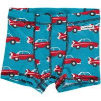 MM Boxershorts red car,BIO