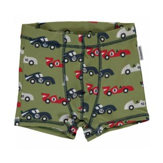 MM Boxershorts  Race Car grün, BIO 98/104