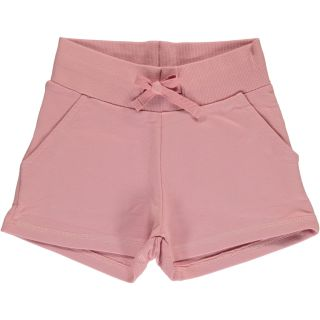 MM Sweatshorts dusty pink, BIO 110/116 (5-6j)