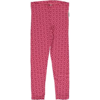 MM Leggings Marienkäfer pink, BIO 98/104 (3-4J)