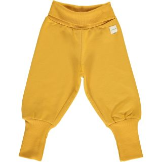 MM Baby Mitwachshose Sweat ocker, Bio