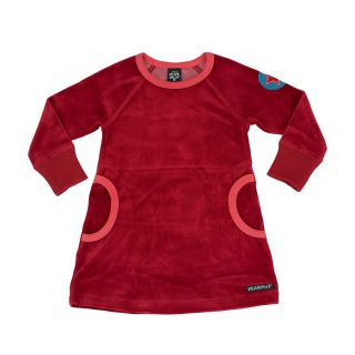 VV Nicki-Kleid red 80 (12M)