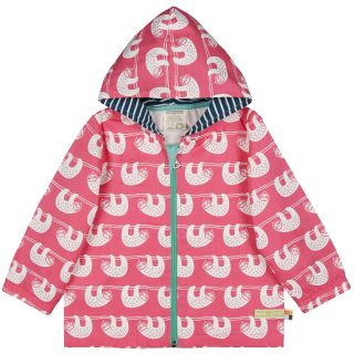 LP Outdoorjacke Faultier pink